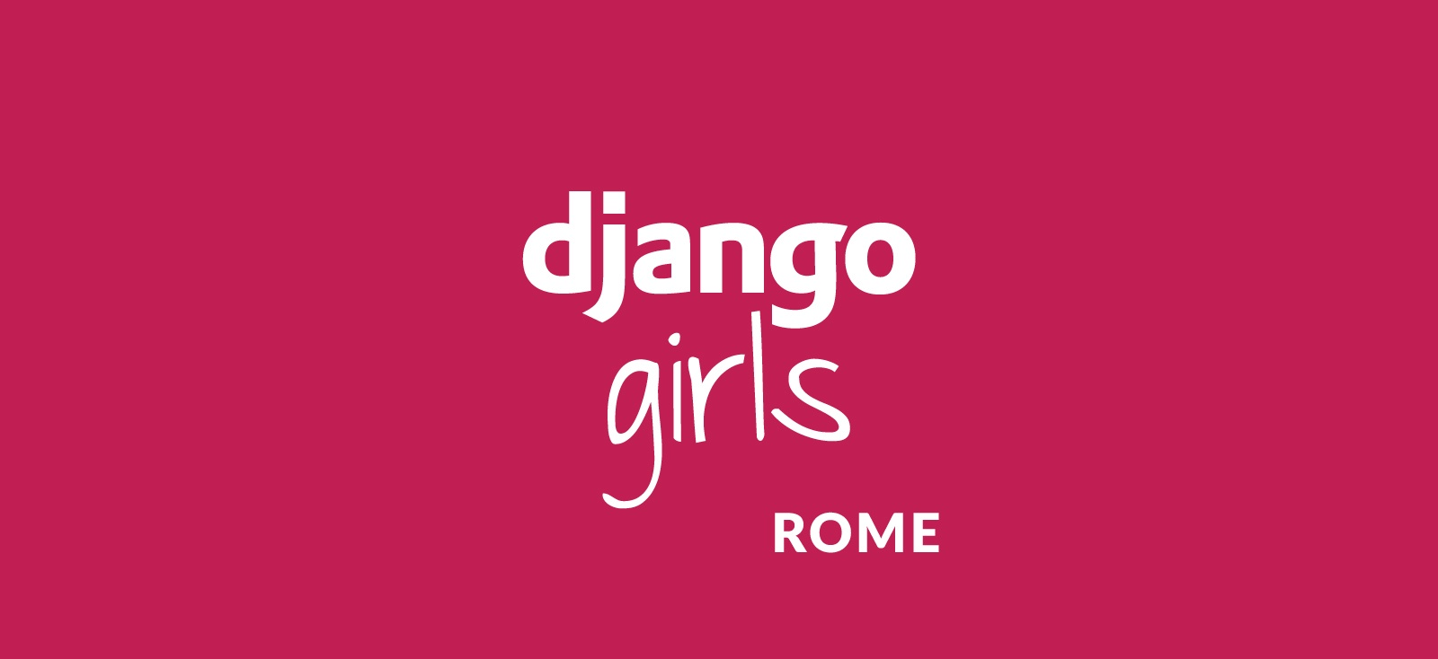 Django Girls Rome