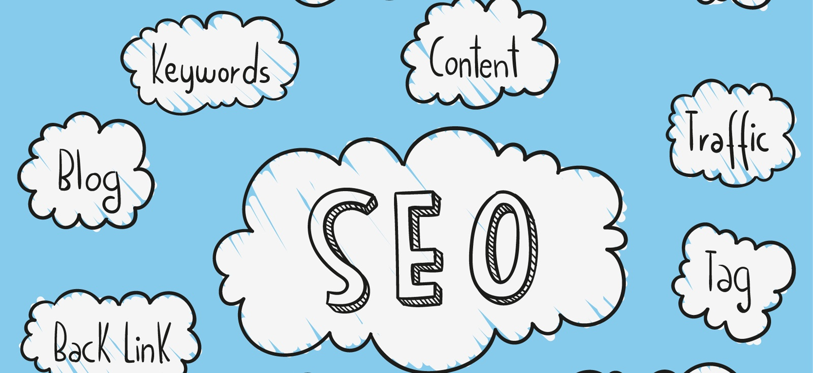 seo semantic cloud