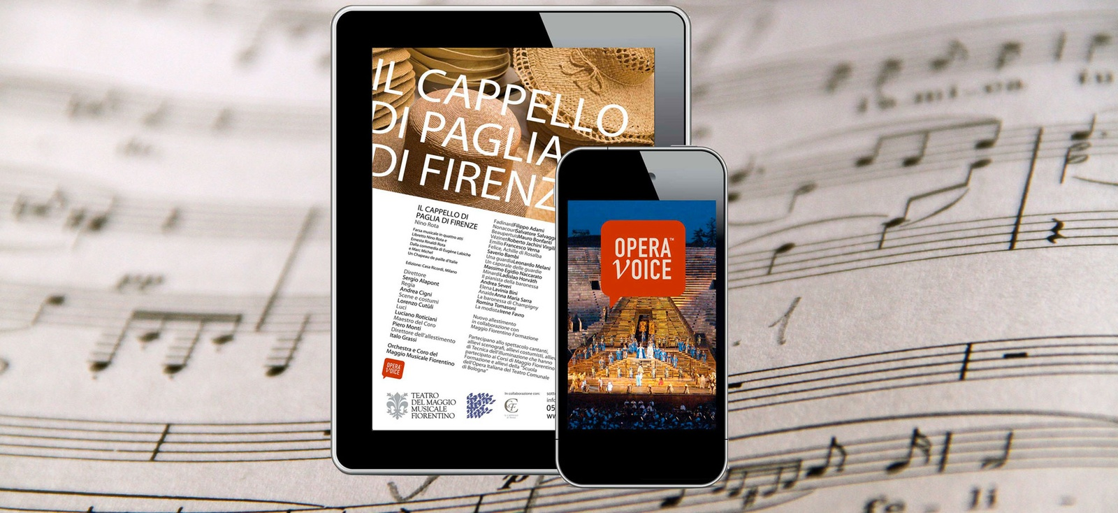 OperaVoice on mobile